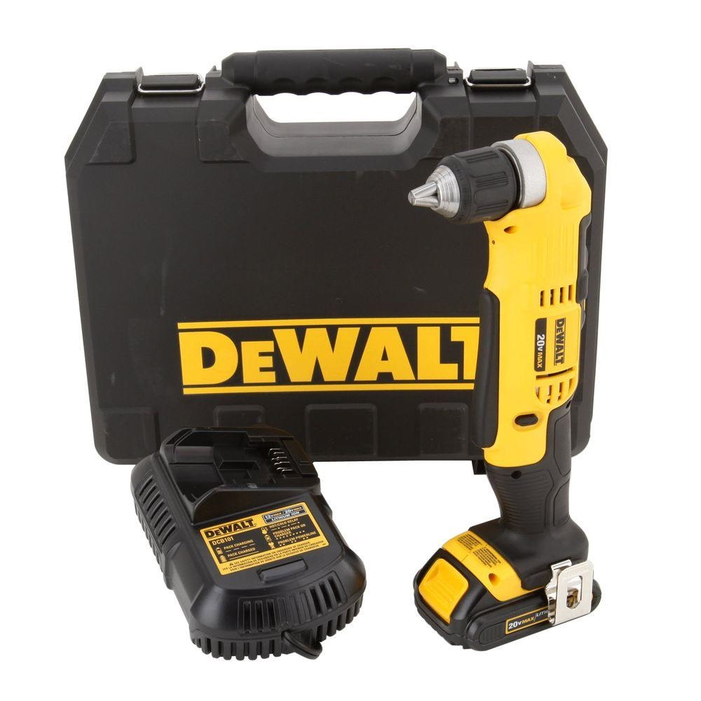 Dewalt DCD740C1