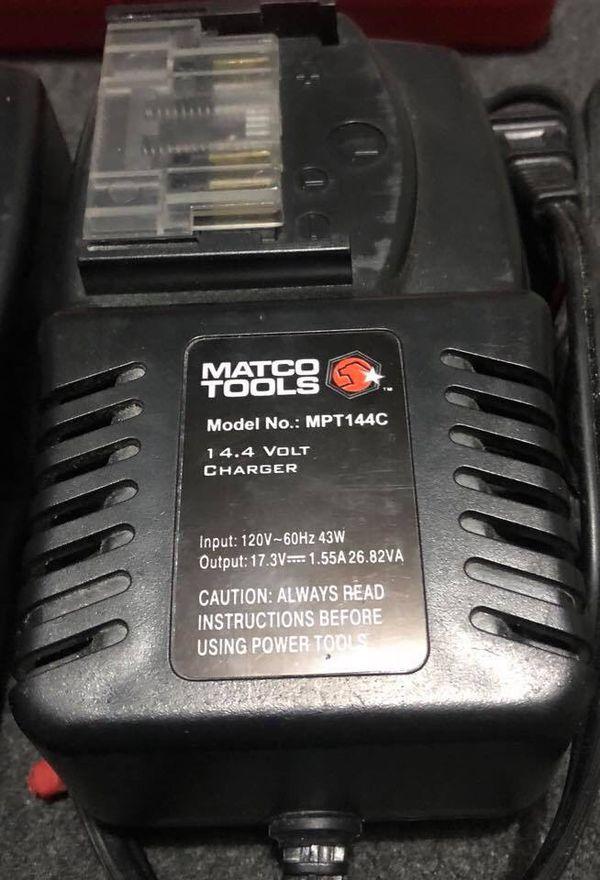 MATCO Tools MPT144C