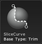 ZBrush Slice Curve Brush