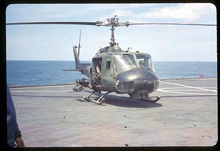 Marine gun ship 2