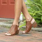 Comfortiva Baja heel