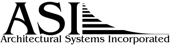 Architectural Systems Inc logo.