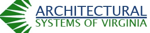 Architectural Systems of Virginia logo.
