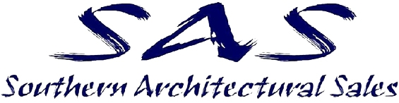 Southern Architectural Sales - Tennessee logo.