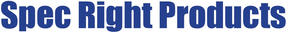 Spec Right Products, Inc. logo.