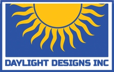 Daylight Designs, Inc. logo.