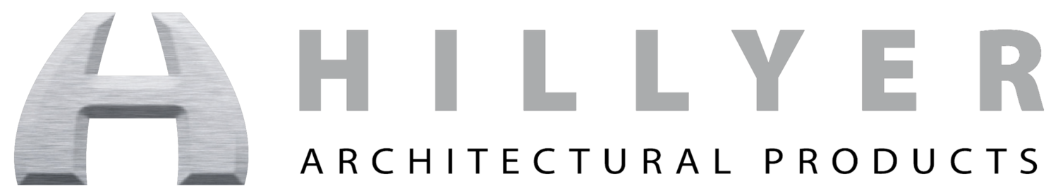 Hillyer Architectural Products logo.