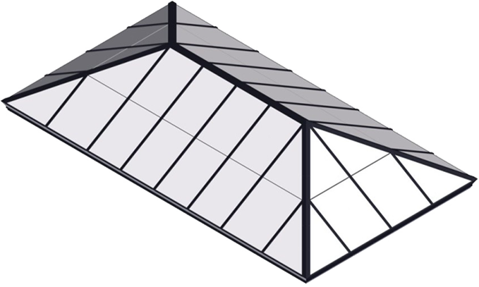 Metal Framed Skylights