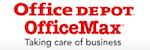 Office Depot - Office Max  logo