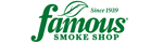 Famous Smoke Shop  logo