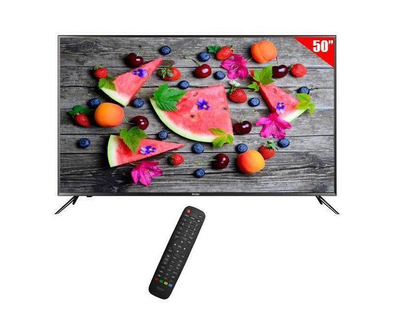 """Haier LE50K6500DUA 50"""" 4K UHD Smart LED TV"""