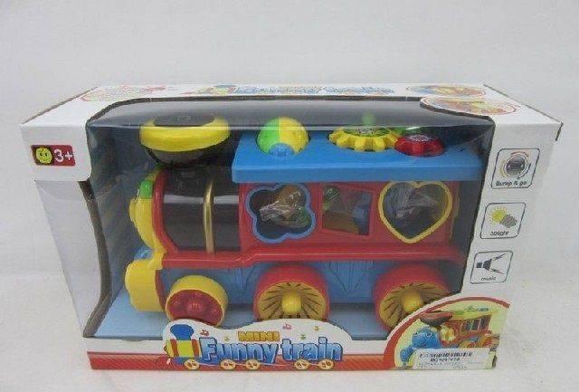 Mini Funny Train