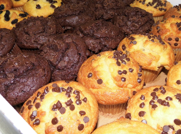 35 Count Variety Muffins