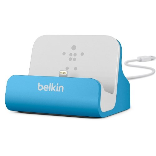 Belkin MIXIT ChargeSync Docking Station Blue