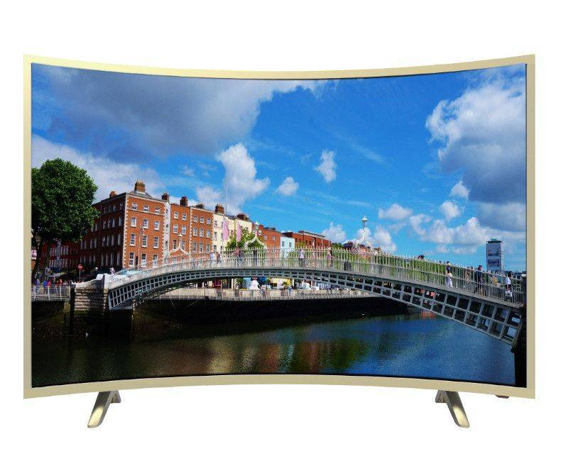Blackpoint 44-Inch Curved Smart LED TV