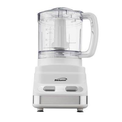Brentwood FP-546 3-Cup Food Processor