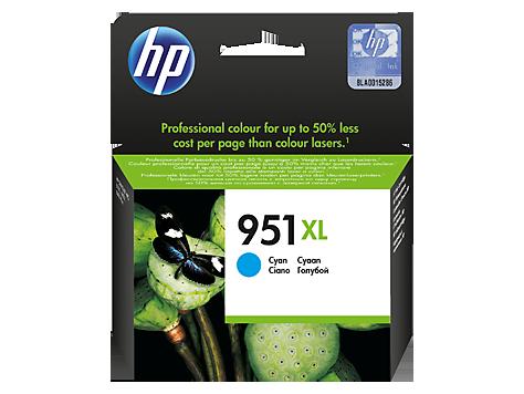 HPc 951 XL Cyan Officejet