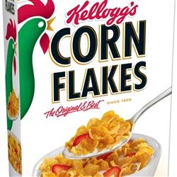 Kelloggs Corn Flakes Cereal 300 Grams