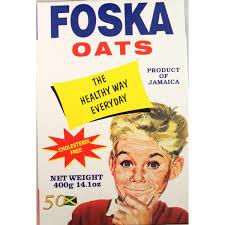 Foska Oats Cereal  400 Grams