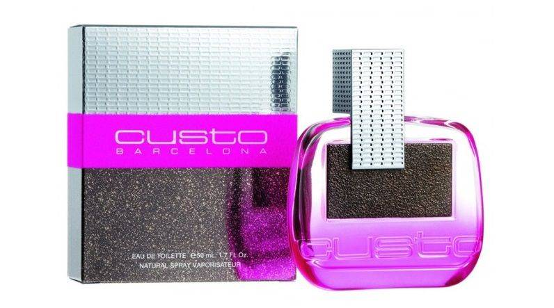 CUSTO Barcelona 1.7 Fl. OZ. Women's Perfume