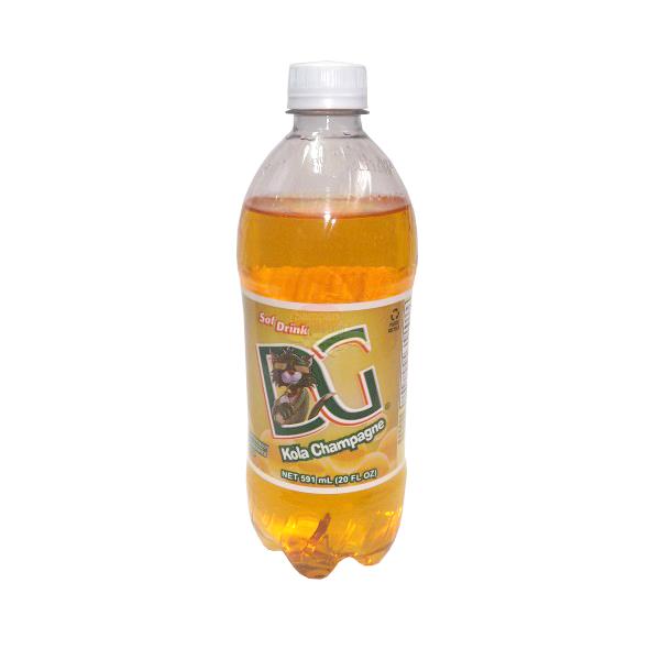 D&G Sof Drink Kola Champagne 591ml