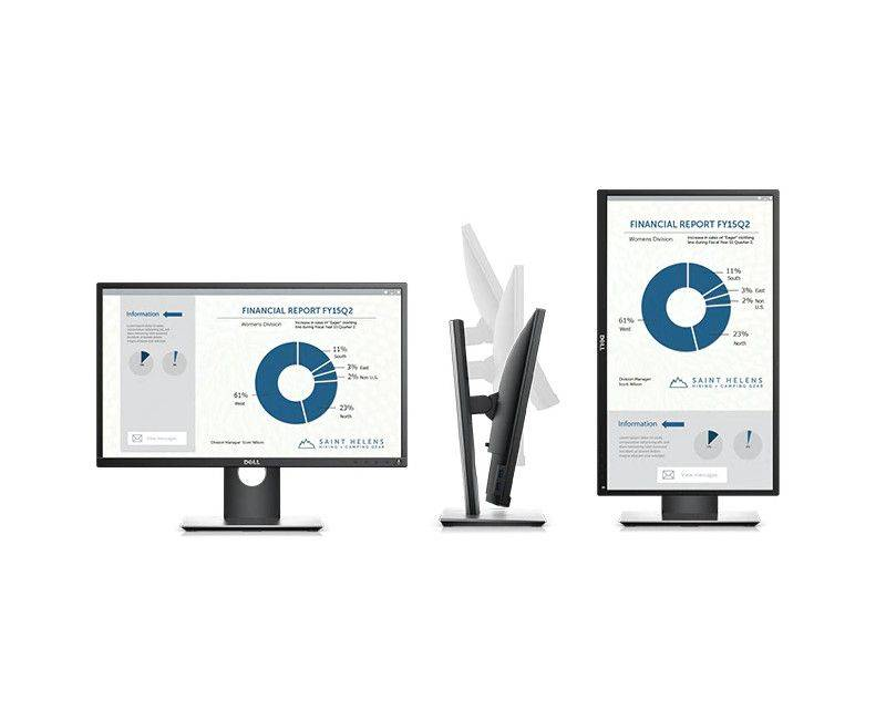 Dell P2317H - LED monitor - 23inches