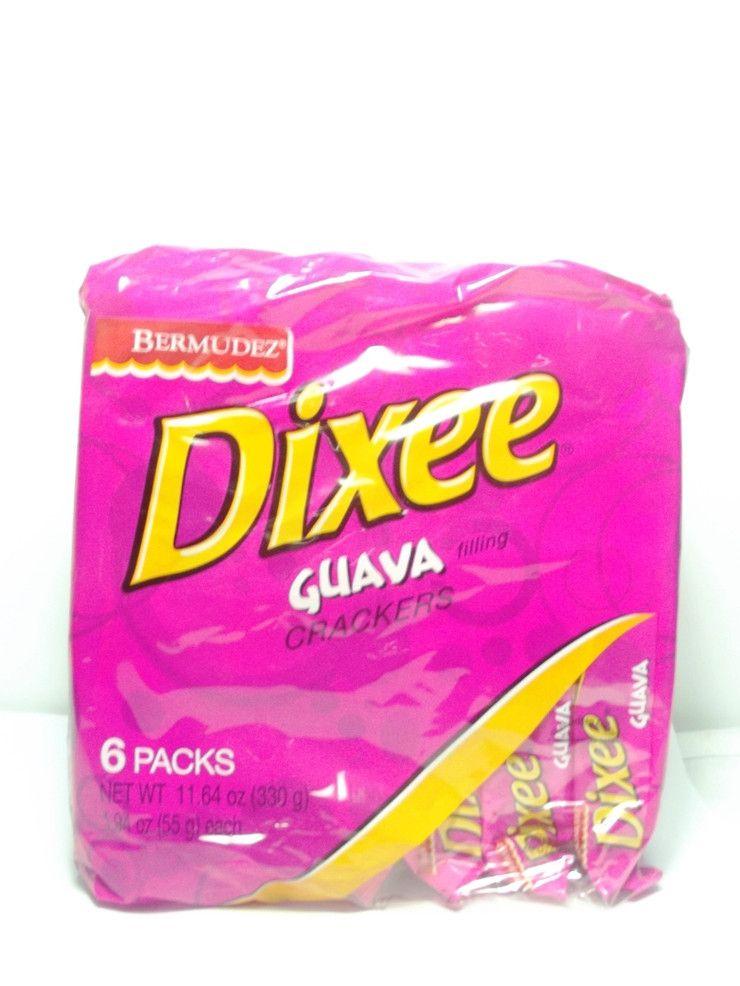 Bermudez Dixee Guava Crackers 300gm