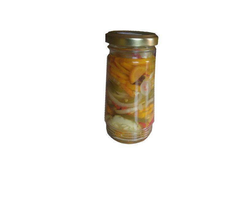 Natural Jamaican Escovitch Pickle 10 Oz.