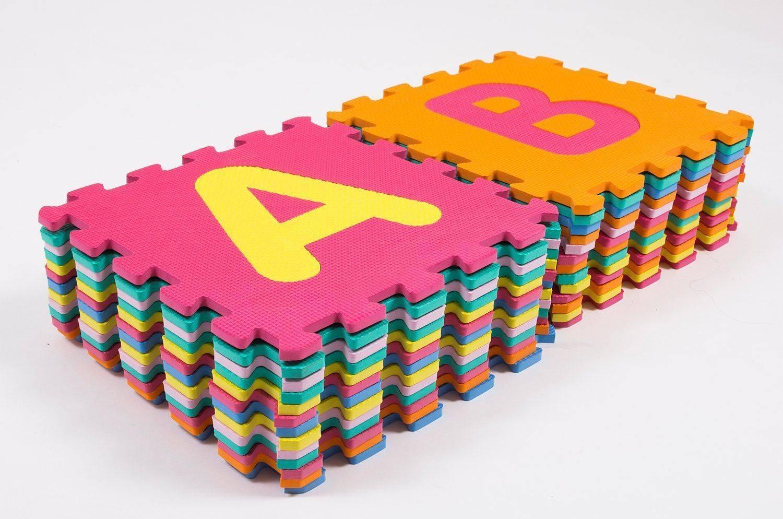 Alphabetical Floor Play Mats