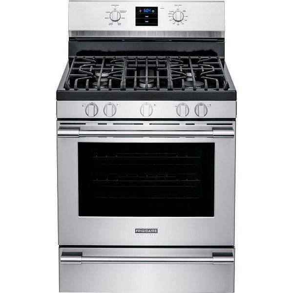 Stainless Steel FPGF3077QF Gas Stove