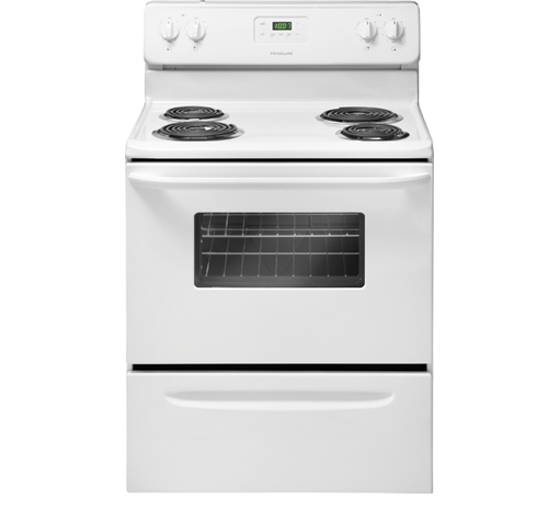 Frigidaire 30 Inch Coil Top Electric Stove