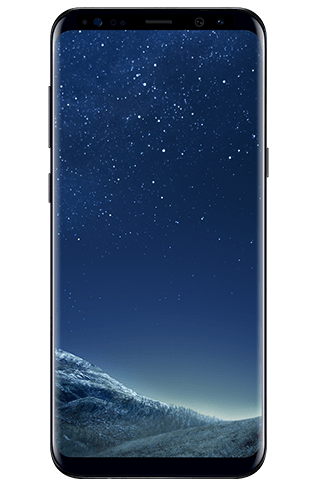 Samsung Galaxy S8 Smartphone 64GB Black