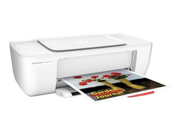 HP Deskjet Ink Advantage 2645 All-in-One Color Printer front view