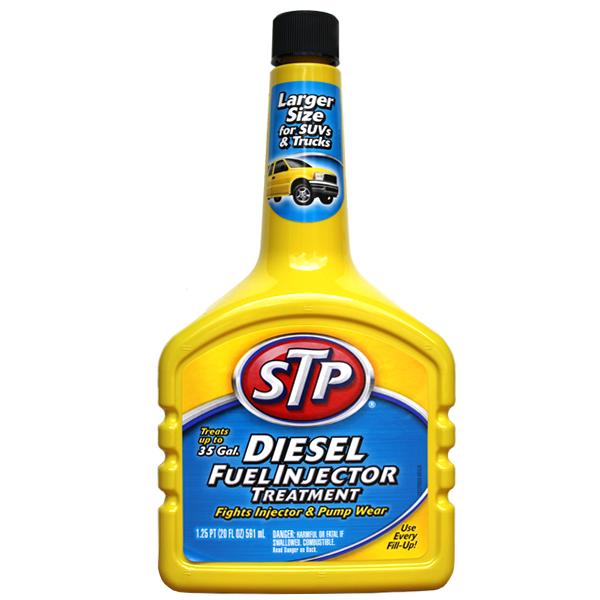STP Fuel Injector Treatment 20 Fl Oz (591ml)