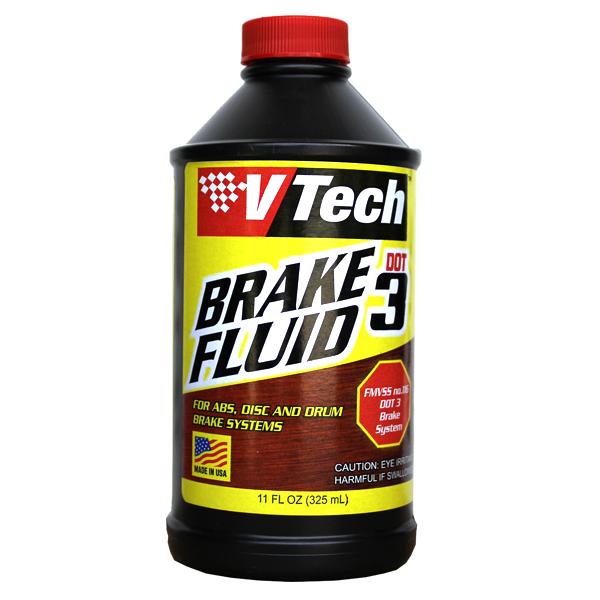 VTech Dot 3 Brake Fluid  11 Fl Oz (325ml)