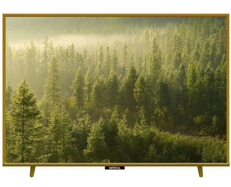 Imperial 55 inches HD 8GB Golden Panel Smart TV