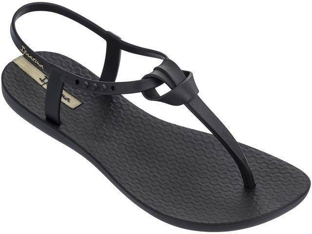 Ipanema Women's Black Ellie Sandals