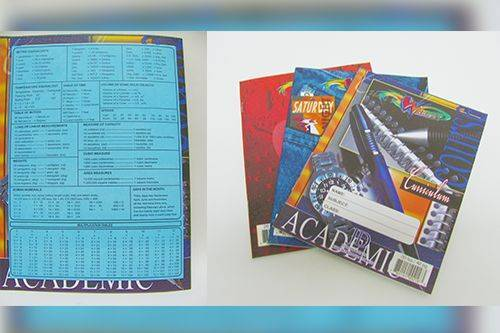JD Exercise Books 40 Sheets