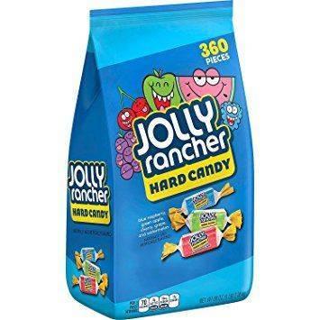 Jolly Rancher Hard Candy Assortment 5lbs