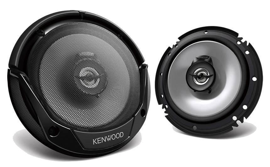 """Kenwood 6.5"""" Car Door Speaker Pair"""