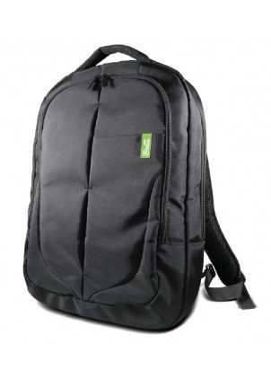 KlipX-BlackStone-Notebook-Backpack-17-3-in-Black