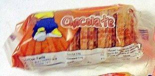 Kraft Butterkist Chocolate Sandwich 55g
