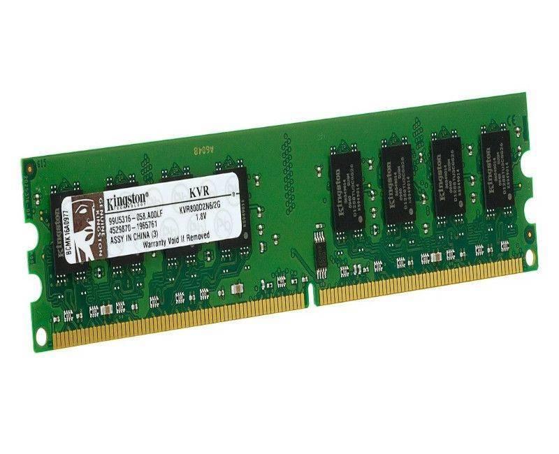 Kingston ValueRAM - DDR3 - 8 GB