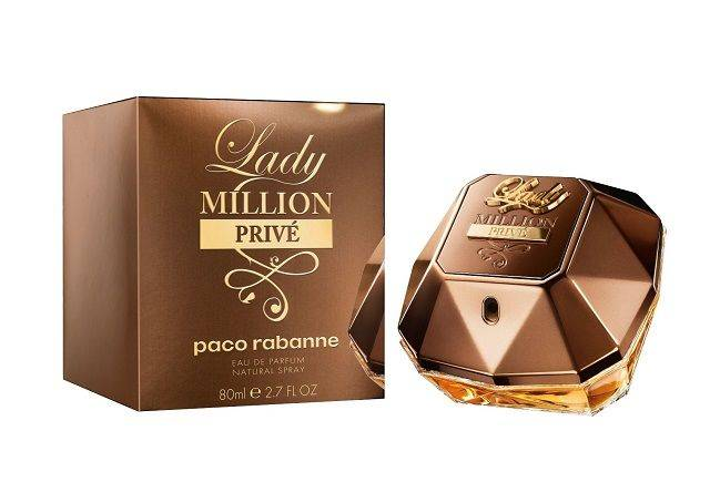 Lady Million Prive 1.7 Fl. OZ. Women's Perfume
