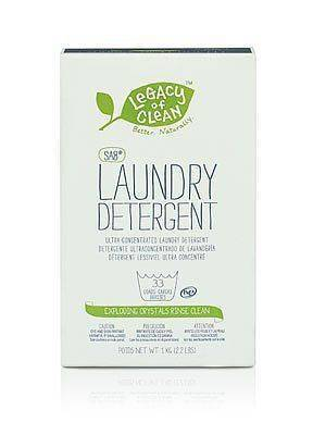 High Efficiency Detergent