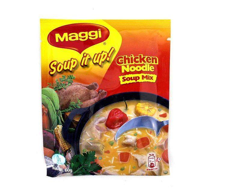 Maggi 60g Chicken Noodle Soup 12 Pack