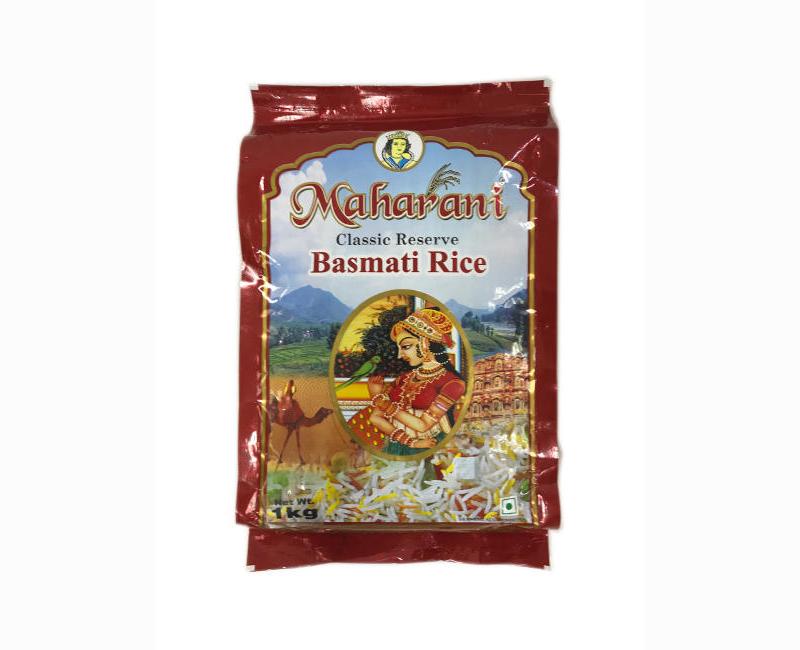 Maharani Classic Reserve Basmati Rice 1 Kg.