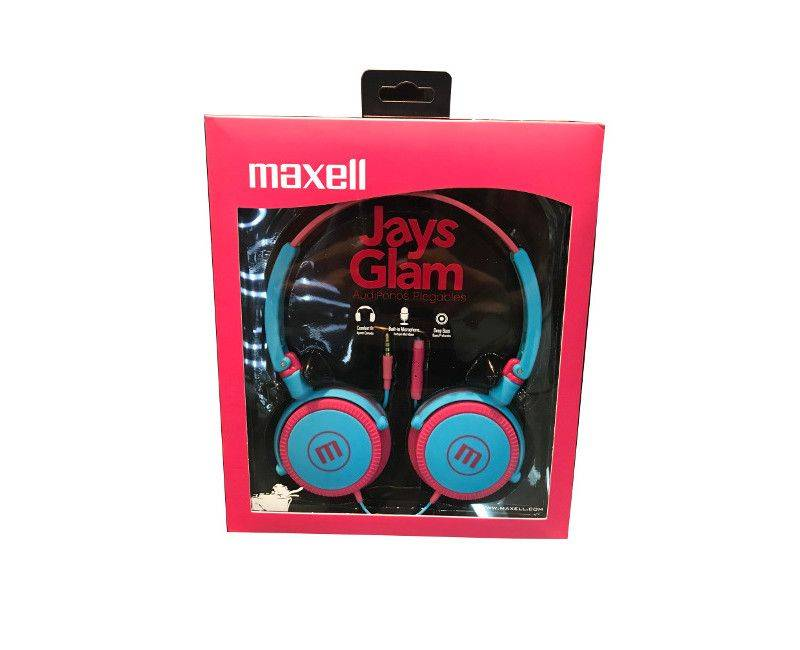 Maxell Jays Glam headphones