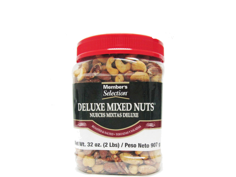 Member's Selection Deluxe Mixed Nuts 32oz
