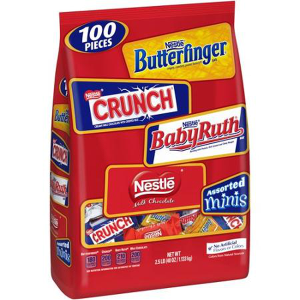 Nestle Mini's 40oz Bag